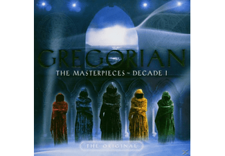 Gregorian - The Masterpieces (Jewel Case) [CD + DVD Video]