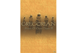 Gregorian - Masters Of Chant Chapter Iii [DVD]