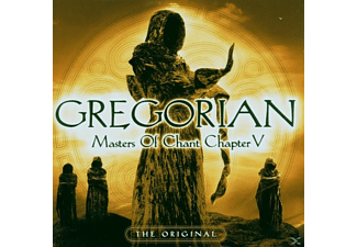 Gregorian - Masters Of Chant Chapter V [CD]