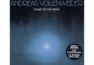 Andreas Vollenweider - Down To The Moon - (CD)