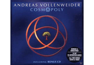 Andreas Vollenweider - Cosmopoly - (CD)