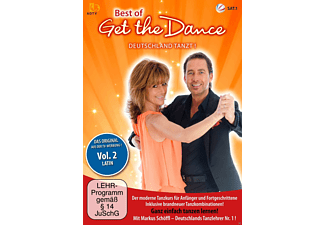 Markus Schoeffl - Get the Dance - Best of by Markus Schöffl Vol.2 - (DVD)