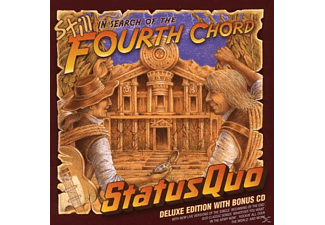 Status Quo - Still In Search Of The Fourth Chord - (CD)