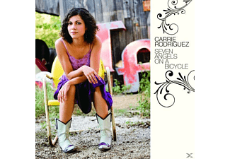 Carrie Rodriguez - SEVEN ANGELS ON A BICYCLE - (CD)