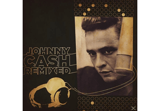 Johnny Cash - Johnny Cash Remixed - (CD)