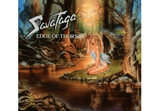 Savatage - Edge Of Thorns - (CD)
