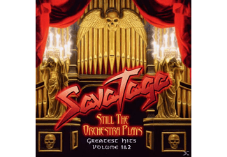 Savatage - Still The Orchestra Plays (Greatest Hits Vol.1 &2) - (CD)