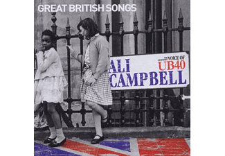 Ali Campbell - Great British Songs - (CD)