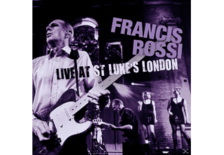 Francis Rossi - Live At St.Luke's, London [CD]