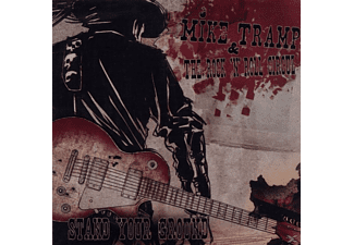 Mike & Rock'n'roll Circuz Tramp - Stand Your Ground - (CD)