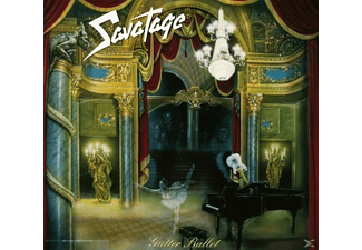 Savatage - Gutter Ballet (CD)