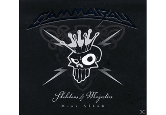 Gamma Ray - Skeletons And Majesties-The Mini Album - (CD)