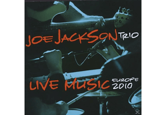 Joe Jackson - Live Music [CD]