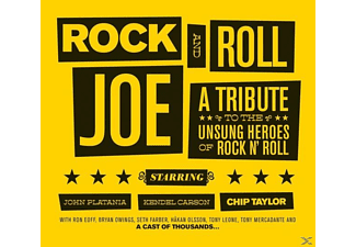 TAYLOR,CHIP/PLATANIA,JOHN/CARSON,KENDEL - Rock And Roll Joe - (CD)