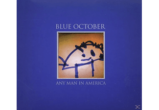 Blue October - Any Man In America [CD]