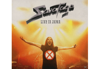 Savatage - Live In Japan (2011 Edition) - (CD)