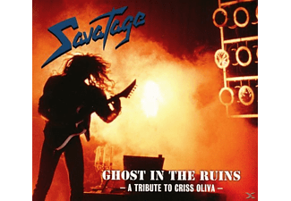 Savatage - Ghost In The Ruins (2011 Edition) - (CD)