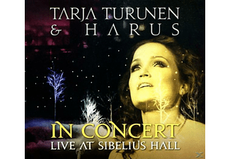 Tarja / Harus Turunen, Tarja Turunen - In Concert:Live At Sibelius Hall [CD]
