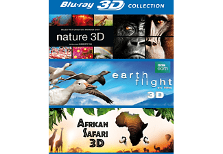 Nature Collection 3D | 3D Blu-ray