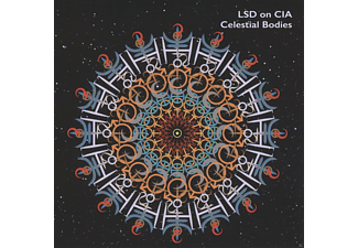 Lsd On Cia - Celestial Bodies - (CD)