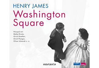 Washington Square - 1 CD - Literatur/Klassiker