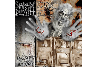 Napalm Death - Enemy Of The Music Business - (Vinyl)