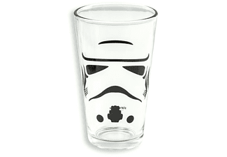 Star Wars Stormtrooper Bierglas Episode 7 transparent