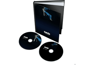 Suede - Night Thoughts (Special Edition Hardbook) - (CD + DVD Video)