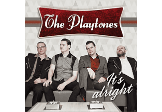 The Playtones - It's Allright - (CD)