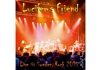 Lucifer's Friend - Live (at) Sweden Rock 2015 - (CD)