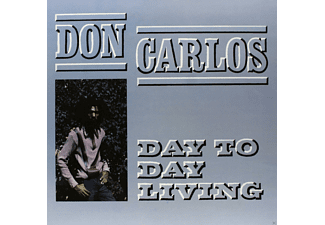 Don Carlos - Day To Day Living - (Vinyl)