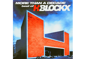 H-Blockx - MORE THAN A DECADE - BEST OF H-BLOCKX - (CD)