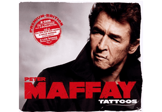 Peter Maffay - Tattoos-Premium Edition [CD]