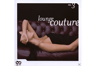 VARIOUS - Lounge Couture 3 [CD]