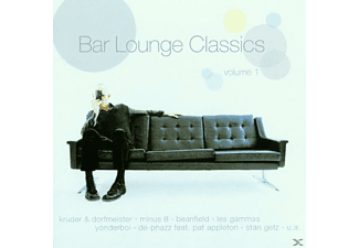 VARIOUS - Bar Lounge Classics [CD]