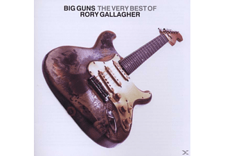 Rory Gallagher - Big Guns [CD]