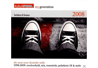 VARIOUS - My Generation-Neue Helden & Die Perfekte Welle [CD]