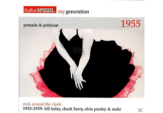 VARIOUS - My Generation - Pomade & Petticoat [CD]