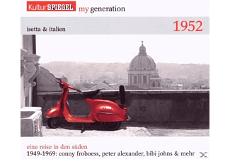 VARIOUS - My Generation - Isetta & Italien [CD]