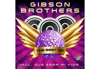 The Gibson Brothers - The Best Of - (Vinyl)