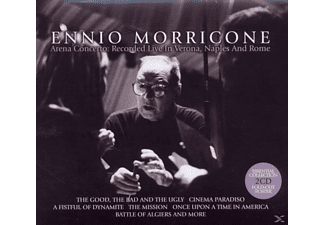 Ennio Morricone - Arena Concerto-Essential Live Collection - (CD)