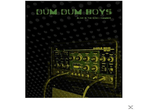 Dum Dum Boys - Alive In The Echo Chamber - (CD)
