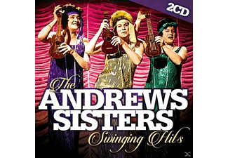 The Andrews Sisters - The Andrews Sisters Swinging Hits [CD]