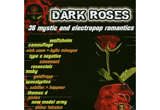 VARIOUS - Dark Roses [CD]
