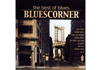 VARIOUS - Blues Corner-The Best Of Blues - (CD)