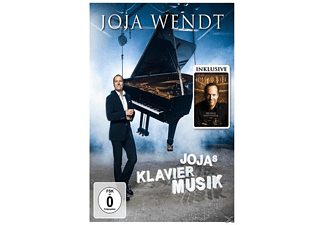 Joja Wendt - Klaviermusik (Ltd.Edt.) - (CD + DVD Video)