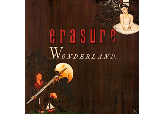 Erasure - Wonderland - (Vinyl)