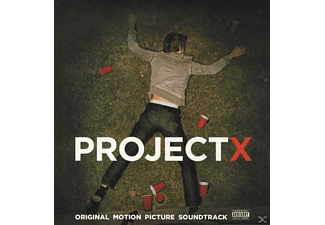 Ost-original Soundtrack - Project X-Original Soundtrack-Lp - (Vinyl)