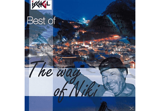 Niki Ganahl - The Way Of Niki - (CD)