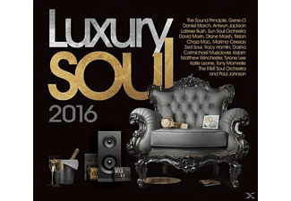 Various - Luxury Soul 2016 - (CD)
